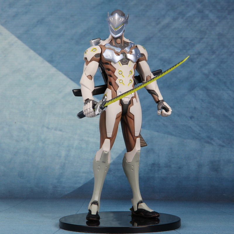 1 PCS OW Genji Action Figure PVC toys game figure Collection Model Toys Kids Christmas Gifts for Anime Lover N108<br>