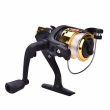 New Aluminum Body Spinning Fish Reel High Speed G-Ratio 5.2:1 Bait Folding Rocker Casting Fishing Reels with Line(China)