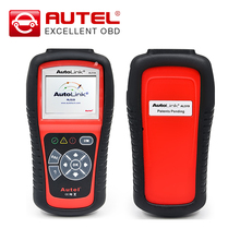 Original Autel Autolink AL519 scanner with promotion price ORIGINAL Autel AL 519 Code Reader work on ALL 1996 and newer vehicles(China)
