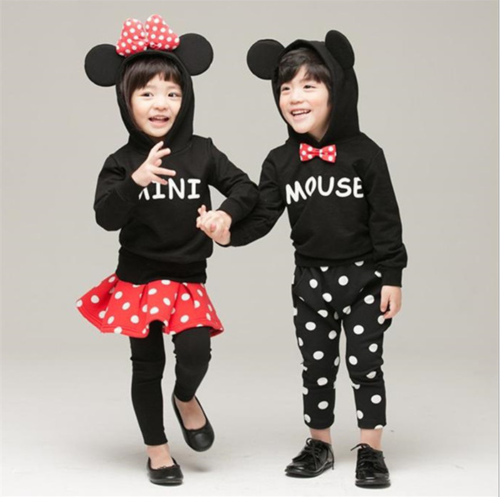 Anlencool 2017 spring Childrens clothes set children on behalf of children a stereo bow wave sweater + pants suit Girls Suit<br><br>Aliexpress