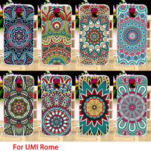 Soft TPU Phone Cases UMI Rome X 5.5 inch Case Full Sunflowers Smartphone Cover Housings Sheaths Skins Shields Hoods - TAOYUNXI Official Store store