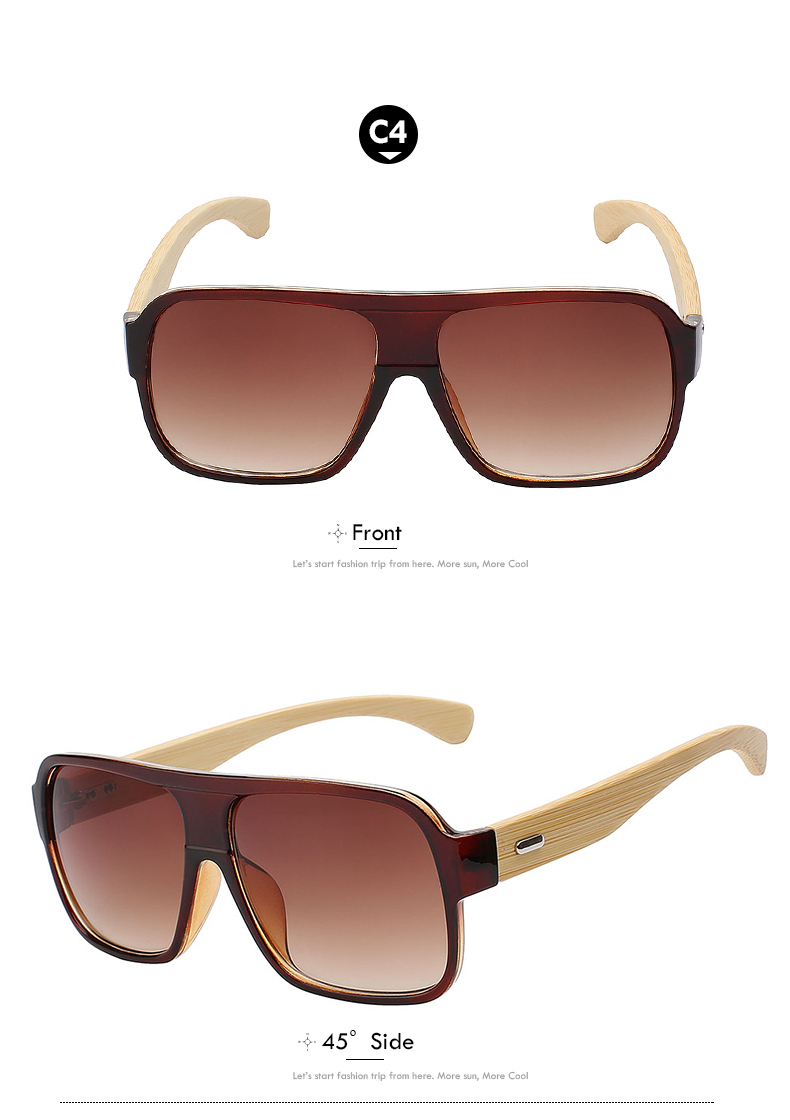 d086ee3eaa2 Detail Feedback Questions about XIU Sunglasses Men Wood Galsses ...