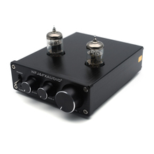Buy Feixiang FX-AUDIO TUBE-03 HIFI Audio Preamplifier Bile 6J1 Preamp Tube Amplifier Buffer Treble Bass Adjustment Preamplificador for $49.99 in AliExpress store