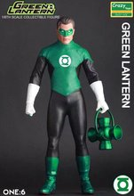 "Hot-selling 1pcs 12"" anime figure Crazy Toys Green Lantern action figure collectible model toys brinquedos"