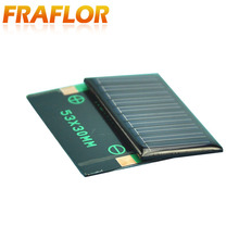 5V 30mA Mini Polycrystalline 0.15W Watts Solar Cell Battery Panel Charger For DIY Education Study Kits Small 3.7V Battery Toy