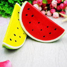15CM Fruit Watermelon Jumbo Kawaii Squishy Super Slow Rising Stretch Scented Bread Cake Bun Kid Toy Gift Fun Wholesale