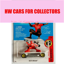 New 2017L Hot Wheels 1:64 skate brigade Metal Diecast Cars Collection Kids Toys Vehicle For Children Juguetes Models(China)