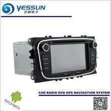 Car Android Navigation System For Ford C-Max / S-Max / Focus / Mon - Radio Stereo CD DVD Player GPS Navi HD Screen Multimedia