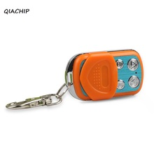 QIACHIP 433 MHz Wireless Remote Control Duplicating Cloning Transmitter Key Fob Garage Door Opener for Smart Home Light Switch(China)
