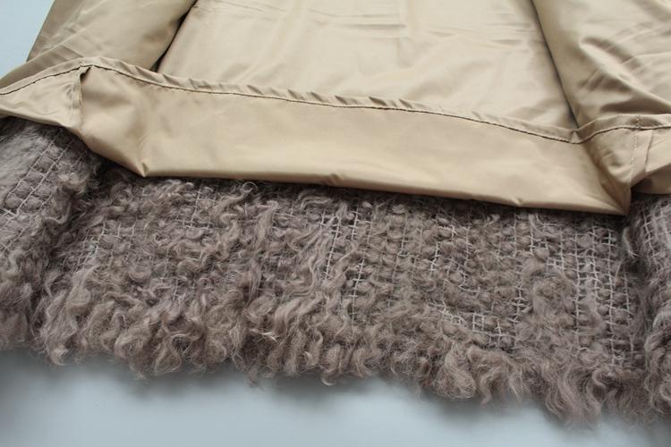 women natural lamb sheep fur coat (27)