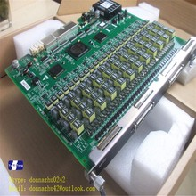 Original ZTE ADSL data card ASTEC or E-ASTEC for ZXDSL 9806H DSLAM access, IP DSLAM's service board, 24 port(China)