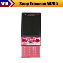 W705 Sony Ericsson W705 Original Unlocked Cell phone Free Shipping