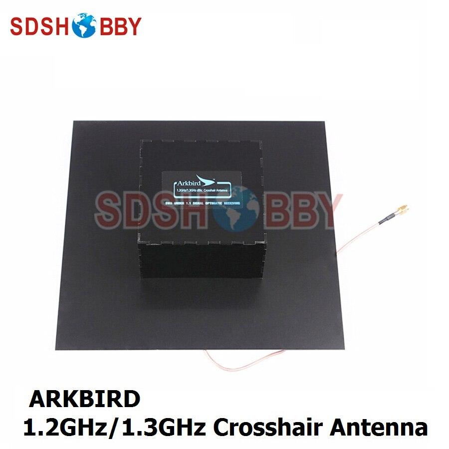 ARKBIRD Original High Gain 1.2GHz 1.3GHz 10dbic Directional Panel Antenna FPV Crosshair Antenna<br>
