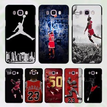 Hot sale forever michael jordan design hard black Case for Samsung Galaxy J7 J5 2016 J7 Prime J510 J5 Prime J3 J2 2016 J1