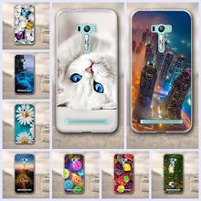 "Luxury Soft TPU For Fundas Asus ZenFone Selfie ZD551KL 5.5"" Back Cover Silicon Phone Cases for Asus ZenFone Selfie ZD551KL Case"