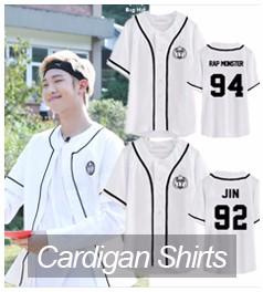 6 Cardigan shirts