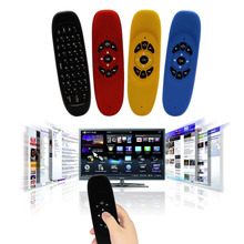 In stock! 2.4GHz Wireless Remote Control QWERTY Keyboard with Gyroscope For Android /for Windows/ for Linux and for Mac OS