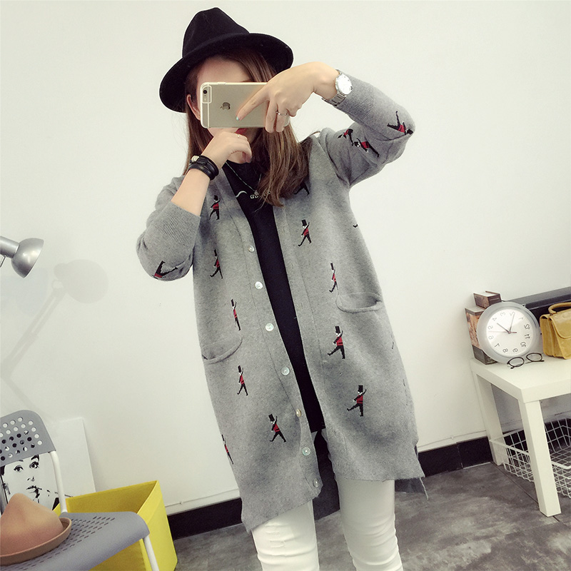 2017 new loose type korean style cloak pregnant women sets bat sleeve knit tassel render sweater maternity fashion cape pullover<br><br>Aliexpress