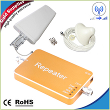 LTE Repeater 4G AWS 1700 2100 Cell Booster Mini Repetidor Celular 3G AWS Celular Booster Cell Phone Amplifier 3g 4g booster kit