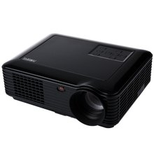 Professional Projector LED Full Lcd 240W POWERFUL SV 226 Home Theater 3500 Lumens 800 x 480 Pixels DHL Multimedia LCD Projector