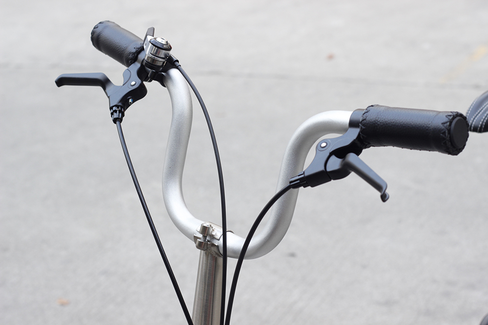 3sixty folding bike brompton 90