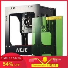 NEJE DK-8-KZ 1000/2000/3000mW Professional DIY Desktop Mini CNC Laser Engraver Cutter Engraving Wood Cutting Machine Router(China)