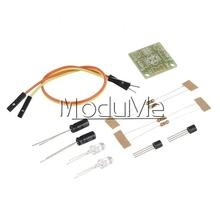 5MM Simple Flash Light LED  Simple Flash Circuit DIY Kit