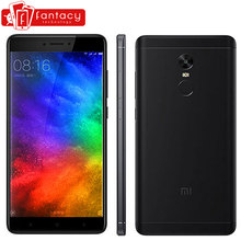 "Original Xiaomi Redmi Note 4X 4 X 3GB 16GB Mobile Phone Snapdragon 625 Octa Core 5.5"" 1080P FHD 13MP Fingerprint ID MIUI 9 OTA(China)"