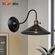 Factory direct sales wall sconces vintage lighting stairs designer wall lamp new design OEM wall sconce