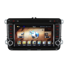 "7"" Car DVD gps 2 din Player for Volkswagen VW golf 4 golf 5 6 touran passat B6 sharan jetta caddy transporter t5 polo tiguan"