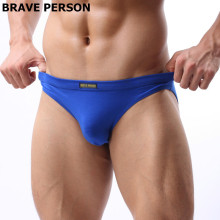 Buy Men Underwear Brand Brave Person Mens Briefs High Quality Men Breathable Comfortable Briefs Cotton Underwear Briefs B1132