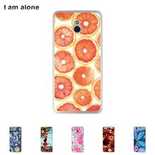 For HTC One mini (M4) 610E 4.3 inch Case Hard Plastic Mobile Phone Cover Case DIY Color Paitn Cellphone Bag Shell(China)