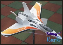 Ultra-Z Blaze 790mm Envergure EPO Aile Volante Poussoir OU 64mm Jet Racer RC Avion KIT RC MODÈLE PASSE-TEMPS JOUET VENTE CHAUDE RC AVION(China)