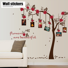 Waterproof PVC Removable Home Furnishing Decorative Wall Stickers Decorative Mural Art Room Background Exquisite DIY Home Gift(China)