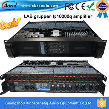 High Quality 4channels Professional High Power Outdoor Audio Amplifier Fp14000