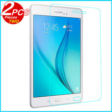 "Tempered Glass membrane Samsung Galaxy Tab 8.0"" T350 T351 T355 Steel film Tablet Screen Protection SM-T355 P350 P355 Case"