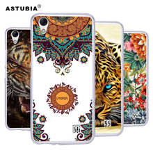 Coque For Homtom HT16 Case Marble Stone Stars Space DIY Pattern Custom Made Phone Case Cheetah Princess Cover Birthday gifts