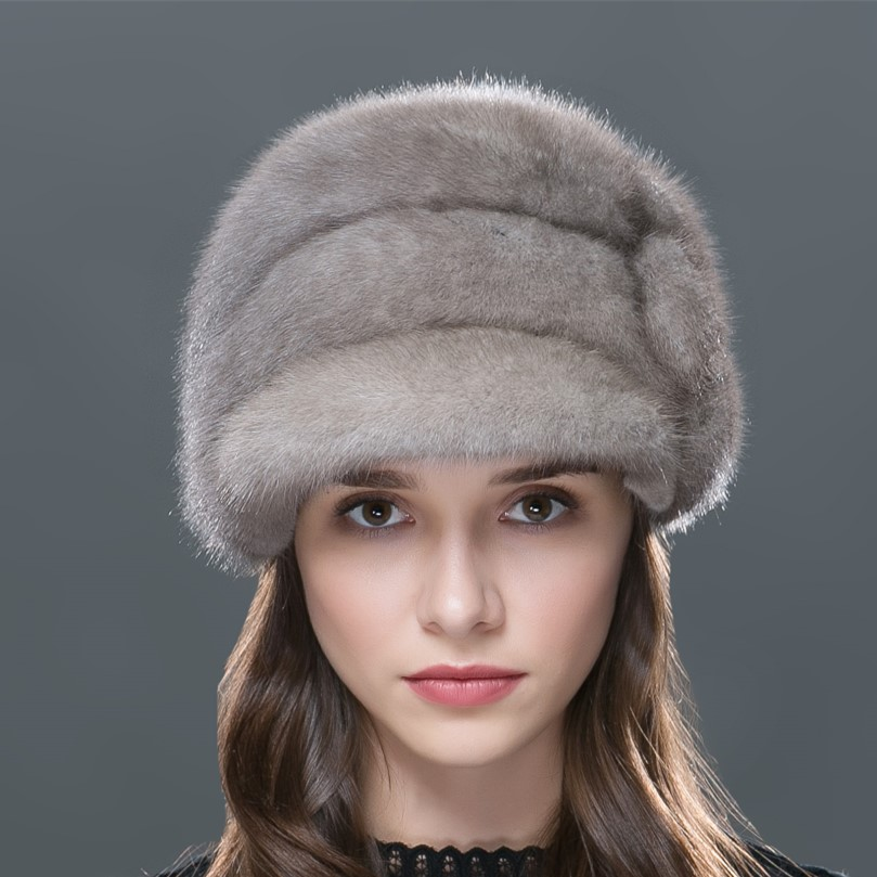 LTGFUR maternal cap Qiu dong turtleneck cap Keep warm and turban Ms han edition tide male hat knitting hat