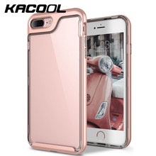 Luxury Case for iPhone 6S Silicone Soft TPU Full Cover Case Transparent Clear Phone Cases Accessories for iPhone 7 6 6S Plus(China)