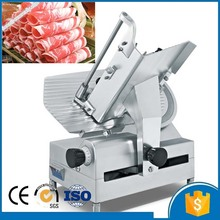 France popular top quality good feedback 110v commercial frozen meat roll pieces slicing cutting processing machine hot on sale