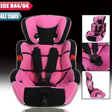 Car Seat & Booster Seat Pink Convertible Baby Children Kids Seats ECE R44/04 US STOCK(China)