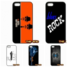 Relaxing Blues Blues Music Art TPU Hard Phone Case Cover For iPhone 4 4S 5 5C SE 6 6S 7 Plus Galaxy J5 A5 A3 S5 S7 S6 Edge