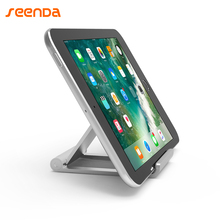 Seenda Aluminum Tablet Stand Mobile Phone Holders Folding Adjustable Holder Bracket for iPhone 8 For Samsung for Galaxy for iPad(China)