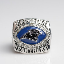 NFC 2003 Carolina Panthers Super Bowl Replica Championship Ring for Fans(China)