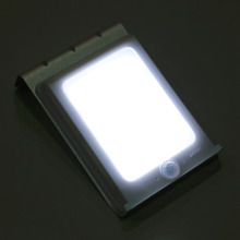 Buy LightInBox 16 LED Solar Power Motion Sensor Garden Security Lamp Outdoor Waterproof wall Lights LED Solar lamps for $8.75 in AliExpress store