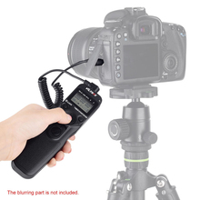 VILTROX Time Lapse Intervalometer Timer Remote Control Shutter Release with N3 Cable for Nikon D90 D600 D3100 D3200 D5000 D5100(China)