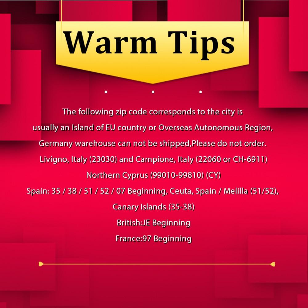 warm tip