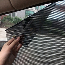 20pcs/lot Car Styling 42*38cm Uv Sticker Car Sunshade Electrostatic Stickers Auto Static Film Adsorption Force Sunshade