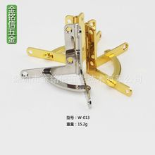 33 *30mm Zinc alloy Small Quadrant Hinge Set for humidor boxes/ cigar Case Twentysomething hinge hinge jin 10pcs/lot(China)