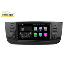 NaviTopia 6.2Inch 2G+16G Android 7.1 Car DVD GPS for Fiat LINEA 2014 2015 Auto Car PC Bluetooth Wifi Radio Stereo Navigation(China)